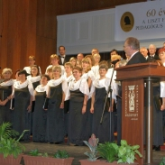 2008.06.14. Pedagógus kórus jubileum