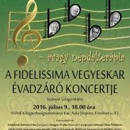2016.07.09. 4B koncert